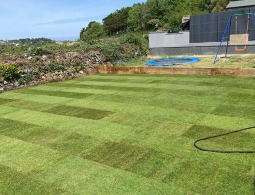 Private Turfing In Hayle
