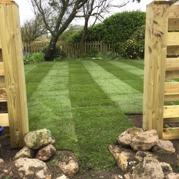 Turf Suppliers In Cornwall