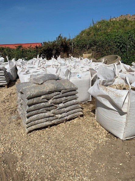 Cornish White Gravel